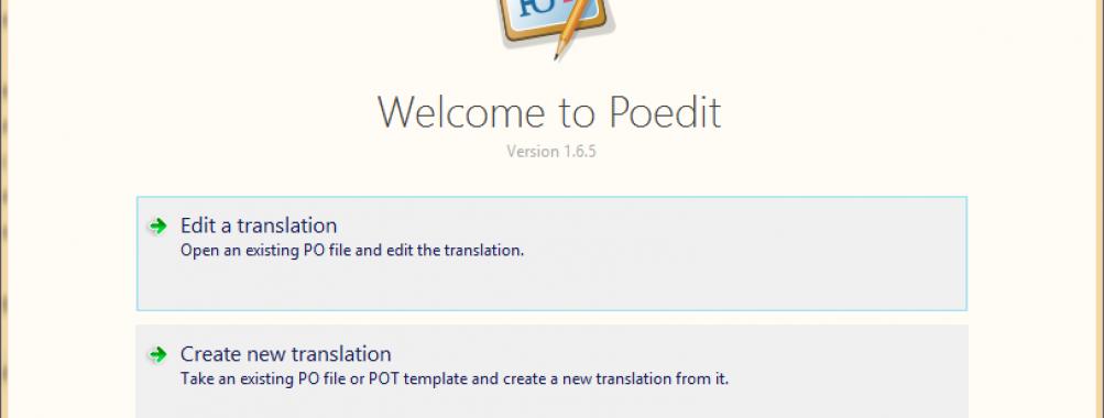 دانلود نرم افزار Poedit 1.7.6 ویرایشگر مترجم Gettext نسخه Pro