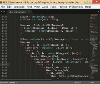 دانلود ویرایشگر برنامه نویسی Sublime Text 3 Build 3103 x64 x86