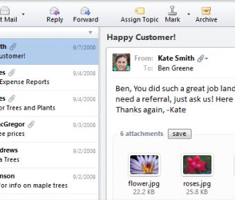 دانلود نرم افزار PostBox 3.0.11 مدیریت ایمیل در کامپیوتر