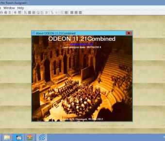 دانلود نرم افزار Odeon v12 کنترل آکوستیک صدا