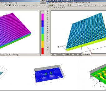 دانلود نرم افزار  Lumerical Solutions Mode FDTD