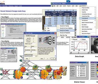 دانلود نرم افزار neurosolutions هوش مصنوعی راه حل های عصبی