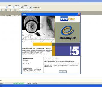 نرم افزار Telepax پردازش تصاویر پزشکی DICOM نسخه 6 و 5
