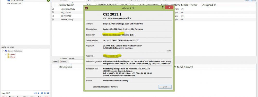 دانلود کرک نرم افزار SMC Cardiac Suite CSImport CSI 2013