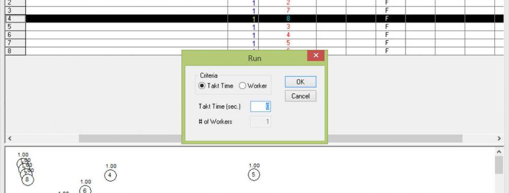 دانلود کرک نرم افزار Flexible Line Balancing FLB 2012 کنترل خط مونتاژ