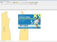 دانلود کرک نرم افزار Gemini Cad Pattern Editor Cut Nest طراحی لباس