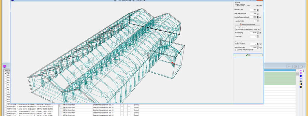 دانلود نرم افزار  14.3 Odeon طراحی و شبیه سازی آکوستیک صدا ادون سالن