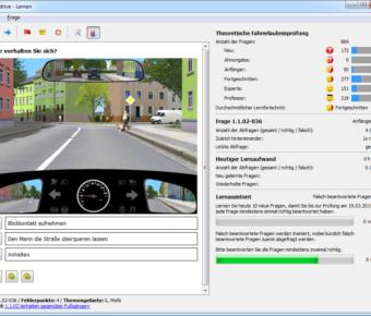 نرم افزار آموزش و شبیه سازی رانندگی Go4drive موتور سیکلت ماشین