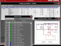 نرم افزار DataVolly ویدیو چک توپ والیبال مانیتورینگ داوری
