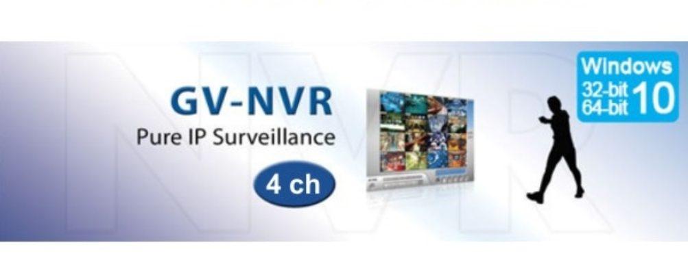 نرم افزار GeoVision مدیریت دوربین مدار بسته IP Camera NVR DVR GV
